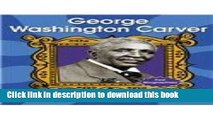Download George Washington Carver (First Biographies - Scientists and Inventors) [Download] Full