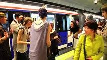 El Gran Gatsby - Los locos Años 20 en el Metro de Madrid