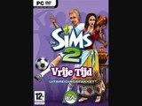 Sims 2 Vrije Tijd, spelende peuters