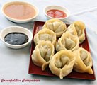 Momo Recipe From Scratch - Chicken Momos By Sharmilazkitchen | Soft & Juicy (Without Momo Maker)