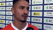 LSTV - interview après FC Lausanne-Sport - AS Saint-Etienne