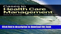 [PDF] Cases In Health Care Management [Read] Online