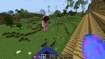 Minecraft  TINY HOUSES (MINI HOUSES, SLIDES, SWINGS, & SLIDES!) Custom Command