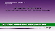 Read Internet Auctions (Foundations and Trends(r) in Marketing) PDF Free
