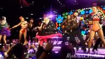 Madonna - Medley - Dress You Up-Into the Groove-Lucky Star (Rebel Heart Tour Mexico) [Live]