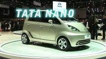 Genève 2009 : Tata Nano Europa, bonne bouille et clé à douille