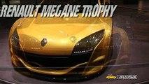 Paris 2008 : Renault Mégane Trophy