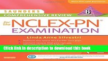 PDF Saunders Comprehensive Review for the NCLEX-PN(tm) Examination  EBook