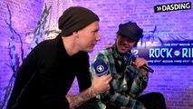 15 Fragen an Billy Talent | DASDING bei Rock am Ring 2012
