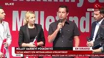 Arda Turan, Acun Ilıcalı, Hadise, Rıdvan Dilmen, Hakan Ural 22.2016 Demokrasi Nöbeti