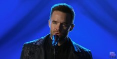 Brian Justin Crum Singer Captivates the Audience With Radiohead Cover America's Got Talent 2016