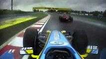 TLQO Vintage: Fernando Alonso vs Michael Schumacher en el GP de Hungría (2006).