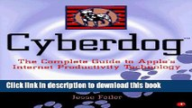 [PDF]  Cyberdog: The Complete Guide to Apple s Internet Productivity Technology  [Download] Online