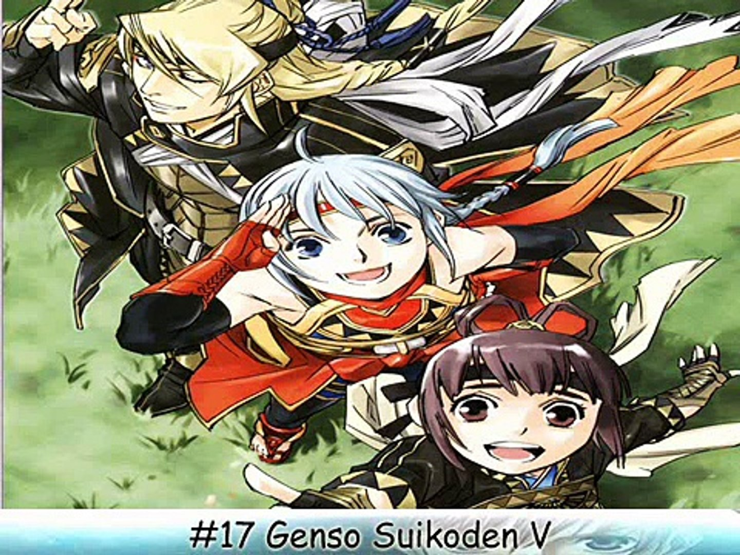 [TOP 50] RPG World Map Themes #17 Genso Suikoden V