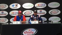 Kyle Busch talks about his victory in the AutoLotto 200 at NHMS