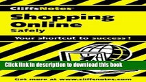 Download Cliffsnotes Shopping Online Safely PDF Online