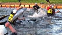 Du kayak polo à Corbeil-Essonnes