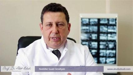 Nodüller Guatr Ameliyatı Nasıl Yapılır?