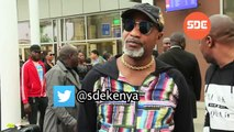 koffi olomide | Frappe Une Danseuse a Nairobi | koffi selfie