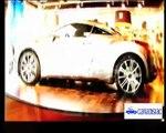 Une 308 épicée à Francfort : Peugeot 308 RCZ
