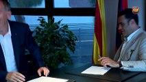 FCB Futsal: Andreu Plaza, nuevo entrenador del Barça Lassa [ESP]