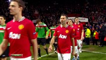 Manchester United vs Athletic Bilbao 2-3 Highlights (Europa League Round of 16) 2011-12