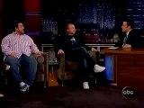 Simon Pegg & Nick Frost chats Hot Fuzz on Jimmy Kimmel Live