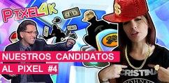 El Píxel: Especial Candidatos #4 Cristinini