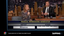 Rihanna: Céline Dion twerke sur Work chez Jimmy Fallon (Vidéo)