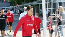 Bayer Leverkusen presume regreso del Chicharito (LIKE SI QUIERES MAS NOTICIAS DE JAVIER HERNANDEZ).