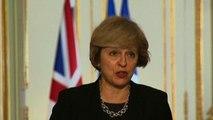 Premier May: dopo Brexit limiti di circolazione ai cittadini Ue