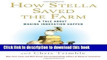 Read Books How Stella Saved the Farm: A Tale About Making Innovation Happen E-Book Free