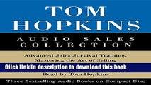 Download Books Tom Hopkins Audio Sales Collection Ebook PDF