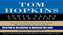 Download Books Tom Hopkins Audio Sales Collection Ebook PDF