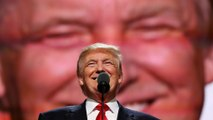 Donald Trump's convention speech in 5 minutes