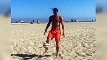 Zlatan Ibrahimovic passe du bon temps en vacances à Los Angeles !!!