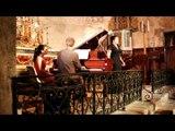 Le Duo Efflorescence au Festival des petites églises de montagne à Bourisp