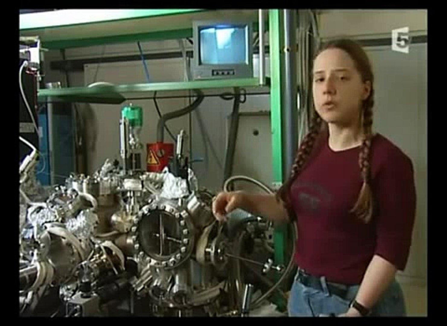 (2) Nanotechnologie  Nanotechnology Led Nouvelles technologies New Technologys