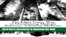 Read The Edgar Cayce Way of Overcoming Multiple Sclerosis: Vibratory Medicine  PDF Online