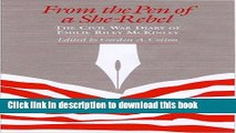 [PDF] From the Pen of a She-Rebel: The Civil War Dairy of Emilie Riley McKinley [Read] Online