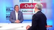 Club Immo Bruno Deletré, directeur général Crédit Foncier, 2 février 2015