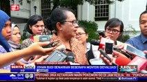 Jokowi Evaluasi Menteri Kabinet Kerja