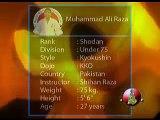 2008 World Kumite Organization Championships Middleweight  Fight 15