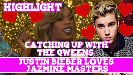 Catching Up With The Qweens! HIGHLIGHT: Justin Bieber Loves Jazmine Masters