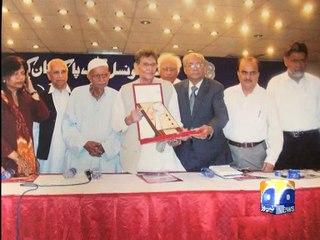 Profile of Mairaj Muhammad Khan -22 July 2016