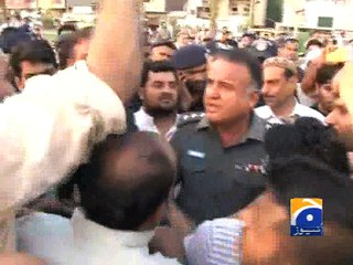 Kidnapper arrested in Lahore -22 July 2016