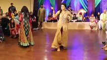 Pakistani Wedding Groom _ Beautiful Mehndi Dance 2016