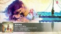 Roshan Prince Naina Audio Song _ Main Teri Tu Mera _ Latest Punjabi Movie 2016