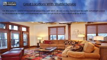 Luxury Vacation Rentals in Steamboat Springs,