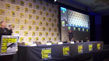 The Good Place - Comic-Con Panel Introductions - Ted Danson & Kristen Bell
